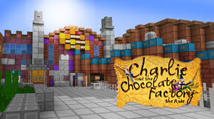 minecraft charlie and the chocolate factory alton towers