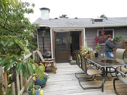 It is constructed outdoor at a given angle of elevation while connected to  a building. The types of decks are roof ...