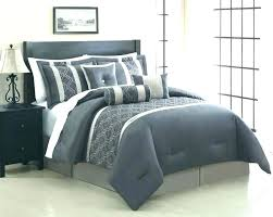 gray down comforter charcoal bedding bed sheets grey twin dark uk bedspread