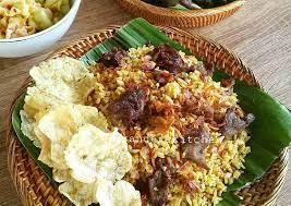 Resep nasi kebuli ayam lezat dan spesial untuk hari raya. Resep Nasi Kebuli Tomat Soalan 41