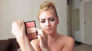 esittelyssÄ sleek face form fair contouring and blush palette you
