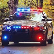 Police Lights And Siren Ultimate Assistance When Christopher Decides To Leave His Home And