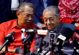 According to muhyiddin, malaysia is still facing. Malaysian Palace Denies Royal Coup In Appointing New Prime Minister Muhyiddin Yassin The Japan Times