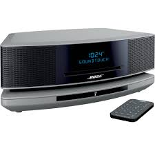 bose music system. bose wave soundtouch music system iv (platinum silver) n