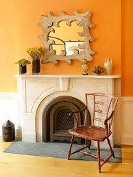 orange wall paintChoosing Wall Paint Color  Better Homes and Gardens  BHGcom