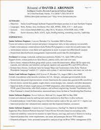 Senior Java Developer Resume Best Of 25 Best Java Resume