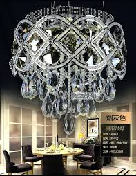 traditional crystal chandeliers lighting gold palace light luxury modern rectangular dining room lamp led crystal pendant image ideas