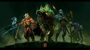 live dota 2 287 plays bane void full game match
