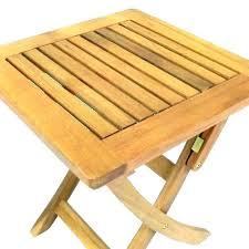 folding wooden outdoor table small folding garden table round wooden garden tables wooden garden stool medium