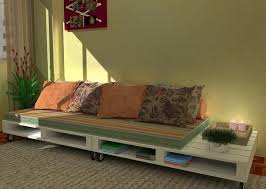 shipping pallet furniture ideas. pallet furniture ideas easy diy upcycled decorated lounge colorful cushion shipping a