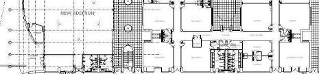 Restaurant Floor Plan  How To Create A Restaurant Floor PlanCafeteria Floor Plan