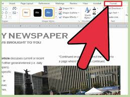 Free Newspaper Template For Word Unique Best Newspaper