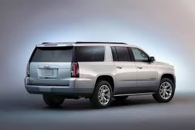 GM's Big-Daddy SUVs: 2015 Chevrolet Tahoe and Suburban, and 2015 ...