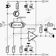 lownoise microphone amplifier circuit diagram using operational low noise microphone amplifier op270e circuit diagram low noise microphone amplifier circuit diagram using