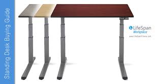 standing office table. standing desk buying guide office table