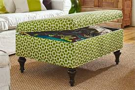 Cool Upholstered Storage Ottoman Coffee Table About Interior Home Trend  Ideas with Upholstered Storage Ottoman Coffee