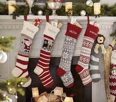 Classic Quilted Stocking Collection | Pottery Barn Kids in Pottery ... & ... 8 Best Christmas Stockings Images On Pinterest | Christmas Crafts with  regard to Pottery Barn Kids ... Adamdwight.com