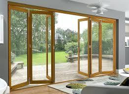 exterior bifold glass doors folding patio doors exterior