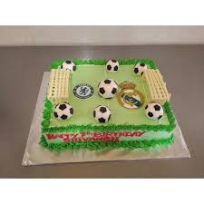 Buy Football Themed Cake Hs17 Online In Bangalore Order Football
