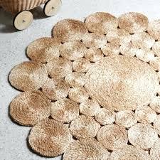 jute round rug circular rugs uk