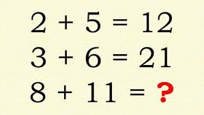 only one in 1 000 can solve this math problem can you
