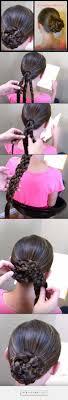 ママが簡単にできる女の子のヘアスタイル ディズニー 発表会 結婚