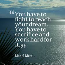 Reach For Your Dreams Quotes Best of Opportunity Is Missed By Most People Because It Is Dressed In