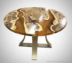 furniture handmade livemaster handmade round dining table