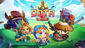 heroes dota defense free android games