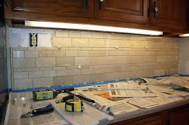 install a tile gap between backsplash and countertop installing kitchen