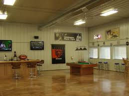 eight tips for building a pole barn with a man cave