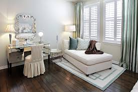 area mirror tables for living room. mirrored dressing table bedroom contemporary with chaise longue cream custom area mirror tables for living room