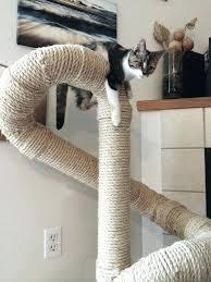diy cat tree easy house focussummit co inside designs 16
