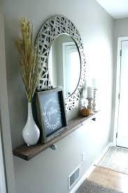 narrow wall mirror home ideas infinity x narrow wall mirror ve decor regarding