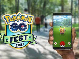 Pokémon GO Fest 2021: Schedule & Tips