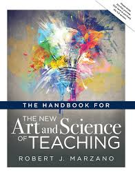 Marzano Elements Chart The Handbook For The New Art And Science Of Teaching By
