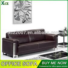 leather office couch. classical pu leather sofa set office furniture executive royal couch