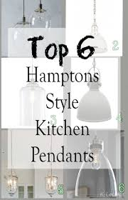 kitchen pendent lighting. There Are So Many Gorgeous Pendant Lights Available, I\u0027ve Been Busy Researching And These My Top 6 Hamptons Style Kitchen Lights. Pendent Lighting D