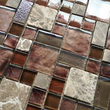 Mosaic Tile Kitchen Backsplash Red Tiles Hamlet Joy Pinterest Grey Walls Mosaic Wall And
