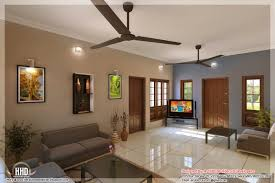 indian home interior design. interior-with-brown-and-blue-wall-colors-also-ceiling-fan-and-downlights-also-ceramics-floor-and-tv-table-also-component-shelves-and-grey-sofas-also-wooden- indian home interior design r
