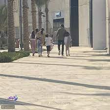 لقطات لـ معز مسعود وحلا شيحة برفقة أبنائها - ليالينا