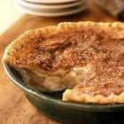 apple buttermilk custard pie