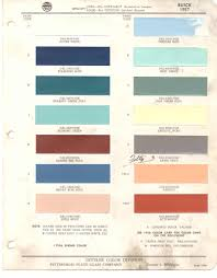 78 Prototypic 1966 Chevy Truck Color Chart
