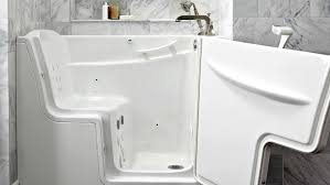 Handicap Accessible Bathroom New Pros And Cons Of Walkin Tubs For Seniors Angie's List