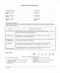 Job Evaluation Template Employee Evaluation Form 360 Performance Appraisal Sample – fitguide