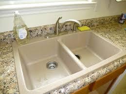kitchen white undermount single bowl kitchen sink undermount