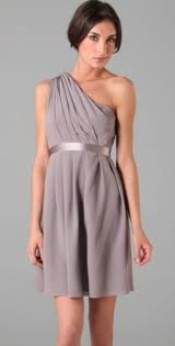 Unique one shoulder dresses of different colors ideas Grey Shoulder Dresses Top Dresses Also Seem Classy Its Extremely Important To Keep Away From Fabrics And Dresses That Force You To Look Smaller And Round Pinterest 49 Unique One Shoulder Dresses Of Different Colors Ideas Wedding