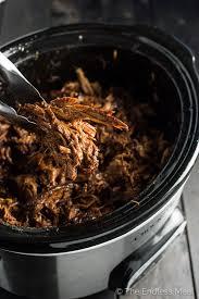 crock pot korean goang pork the