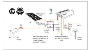 how to connect solar to a bcdc1220 redarc @ exploroz forum 5 Pin Relay Wiring Diagram 12v Changeover Relay Wiring Diagram #34