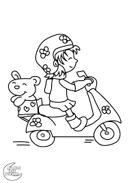 Wagon Dessins De Coloriage Moto Facile A Imprimer Coloriage Mineur A Imprimer L L L L L L